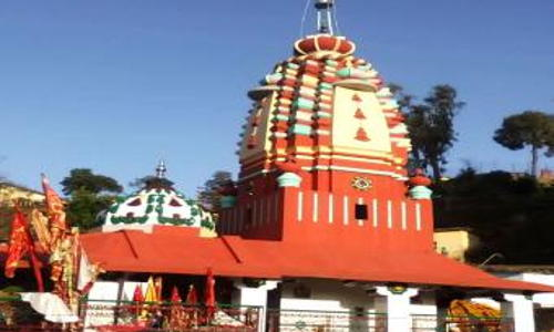 Shoolini-Temple Solan-
